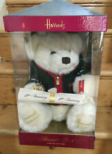 Harrods 2006 Alexander 21st Anniversary L.imited  Edition  Bear