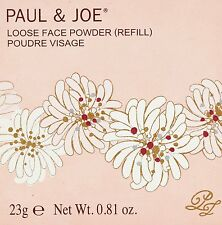 Paul & Joe Loose Face Powder Color 01- Cameo (Refill) New In Box