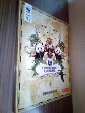 """IL GIRO DEL MONDO IN 180 FIGURINE - ALBUM COMPLETO - COOP 2012 COME NUOVO """"N"""""""