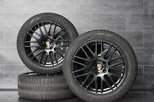 Originale Porsche Cayenne Rs Spyder Nuovo Cerchi in Lega Ruote Estive 275 45 r20