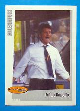 PANINI SUPERCALCIO 2000/2001-Figurina/Sticker-n.50-CAPELLO-ALLENATORI-New