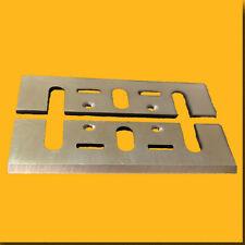 Hobelmesser Ersatzmesser HSS für Elektrohobel 82 x 29 x 3 mm 2 St.