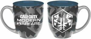 1 x Call of Duty Modern Warfare Battle Two Colour Mug In Gift Box - Clearance.