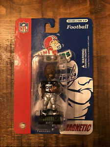 """JERRY RICE Oakland Raiders NFL EXCLUSIVE 3"""" Mini Bobblehead ~SEALED~"""