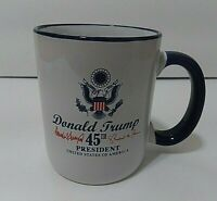 MAGA Make America Great Again 45th President Donald Trump Coffee Mug Cup