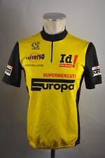 De Marchi supermercati  Fahrrad cycling jersey Bike Rad Trikot Gr. L 49cm G1