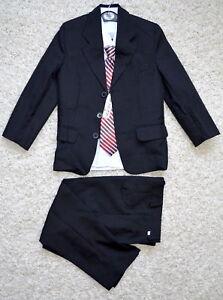 kinder Festanzug Kommunion Anzug Hochzeit Anzug 5-tlg.