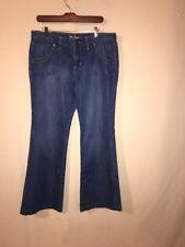 Old Navy Women's Denim Jeans The Flirt Size 12 Mid Rise