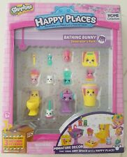 Brand New Shopkins Happy Places Bathing Bunny Decorators Pack