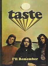 Taste I'll Remember 4 CD Hard Back Photo Book Set 2015 EX / Nr MINT