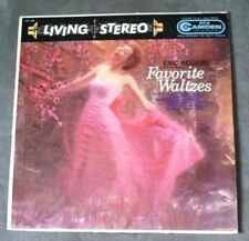 Eric Rogers & His Orchestra - Favorite Waltzes (LP - 33 RPM)