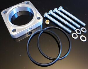 eK2 Precision Throttle Body Spacer Dodge Stealth / 3000GT