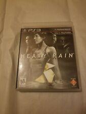 Heavy Rain PS3 (Sony PlayStation 3, 2010)
