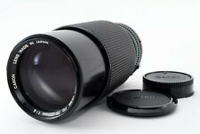 """""""TESTED : MINT"""" CANON New FD 70-210mm F4 Zoom Lens From Japan 687358 FedEx"""