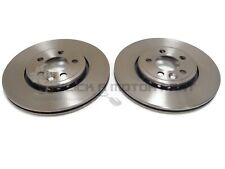 ROVER 75 ALL MODELS FRONT 2 BRAND NEW BRAKE DISCS PAIR