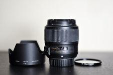 Nikon AF-S 35mm F/1.8G FX Prime Lens w/ UV Filter!