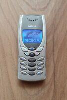 Nokia 8210-8250 - Silver (Unlocked) Cellular Phone