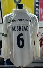 Maglia Worn Cricket Gloucestershire County Cricket Club Adshead XL