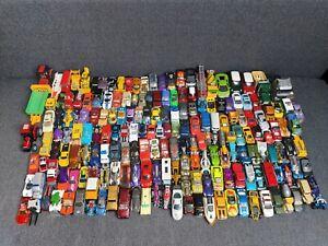 1 Kg Spielzeugautos Konvolut Matchbox Hot Wheels Siku Corgi Gebraucht