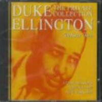 Duke Ellington : The Private Collection Vol.2 CD Expertly Refurbished Product