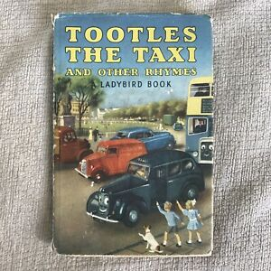 1963*1st*Tootles The Taxi (Series 413) Hb D/j