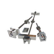 "PM-30MV CNC Mill Conversion Kit W/ DUBL BALL NUTS .0015"" BACKLASH ACCURACY!"