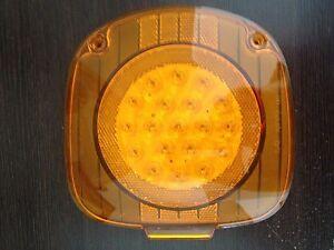1 X FREIGHTLINER ARGOSY, CENTURY CLASS LED Amber/Amber Indicator