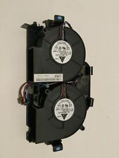 Dell Poweredge 860 R200 Server Dual Cooling Fan Assembly BFB1012EH HH668 KH302