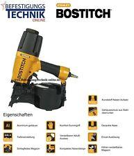 Bostitch N75C-2-E Nagler Druckluftnagler Coilnagler 38-75 mm Draht + Plast Nägel