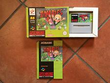 "Gioco ""Zombies"" PAL per Super Nintendo (SNES)"