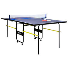Charles Bentley 3/4 Junior Table Tennis Made of MDF & Metal - Folding
