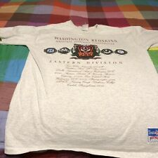 Washington Redskins Eastern Division T Shirt