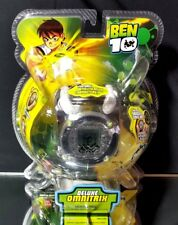 Ben 10 Deluxe Omnitrix Watch Item #27371 - 2007 Bandai - RARE