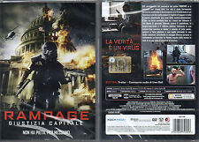 RAMPAGE - GIUSTIZIA CAPITALE - DVD (NUOVO SIGILLATO)