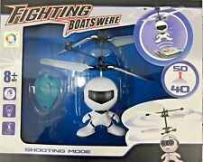 Magic Flying Hero Ball Induction Helicopter Infrared Sensor Toys + Remote