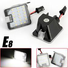 SMD LED Ford Focus Mondeo Kuga Umfeldbeleuchtung Spiegel Umgebungslicht I08 E8X2