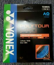 Yonex Poly Tour Pro Blue 16 Gauge 1.30mm Tennis String Polyester String