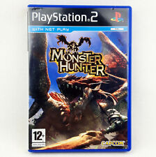 Monster Hunter PS2 PlayStation 2 PAL With Manual & Clean CD (Mint Condition)