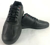 Shoes For Crews Women Liberty Slip Resistant Food/Service/Work Sneaker Black 8.5