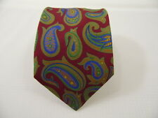RICHEL SILK TIE SETA CRAVATTA MADE IN SPAIN  A3365