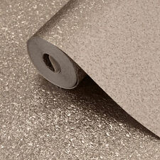 Wallpaper Muriva- Luxury Shimmer Plain Metallic Glitter Sparkle Warm Gold 701367