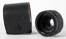 AUTO TELE CONVERTER 3X LENS FOR M42 SCREW MOUNT W/ CASE
