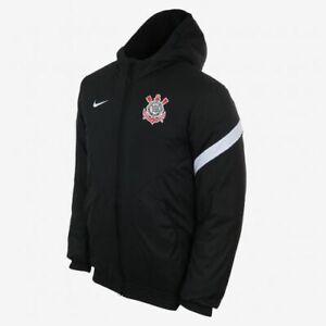 Corinthians Academy Jacket Soccer Football Jersey - 2021 2022