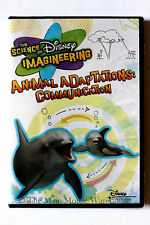 The Science of Imagineering ANIMAL ADAPTATIONS: COMMUNICATION Disney Edu DVD