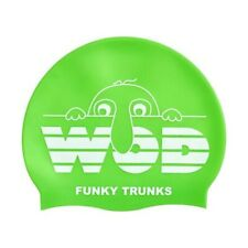 Funky Trunks Silicone Swim Cap Wod