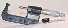 MICROMETRE digital cap. 25 à 50mm Résolution 0.001