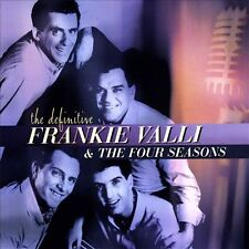 FRANKIE VALLI AND THE FOUR SEASONS THE DEFINITIVE CD ALBUM (2001)
