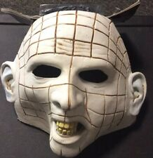 HELLRAISER III PINHEAD LATEX ADULT HALLOWEEN MASK WITH NAILS NEW TAGS HOT
