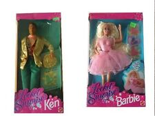 BARBIE + KEN LOCKET SURPRISE - NRFB 1993