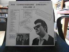 ROY ORBISON DUTCH/BRITISH FANCLUB LP THE CONNOISSEURS 2. IN EXCELLENT CONDITION
